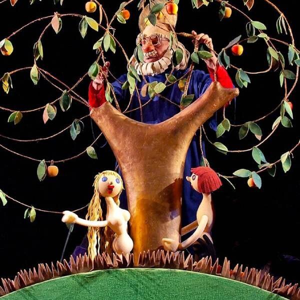 Спектакль «Божественная комедия» в Театре кукол Образцова