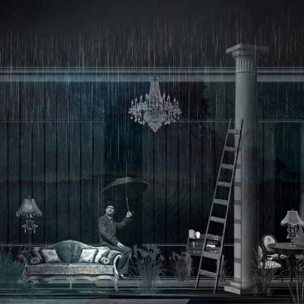 Спектакль «Леди Макбет Мценского уезда» в Театре Ермоловой
