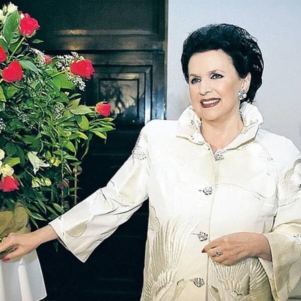 Концерт к 95-летию со Дня рождения Галины Вишневской