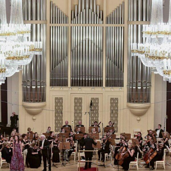 Концерт Филармонии ко Дню Победы