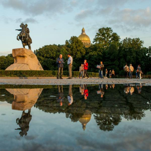Куда сходить на Ночь искусств в Санкт-Петербурге 2020