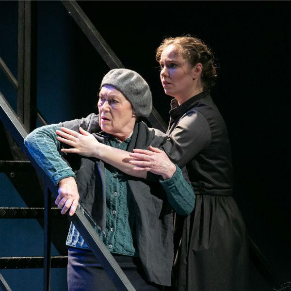 Спектакль «Жизнь — сапожок непарный»: премьера в Театре Ленсовета