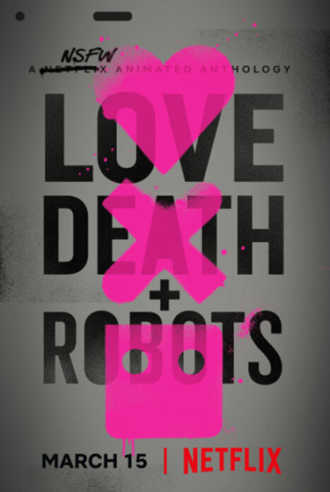 Любовь смерть и роботы