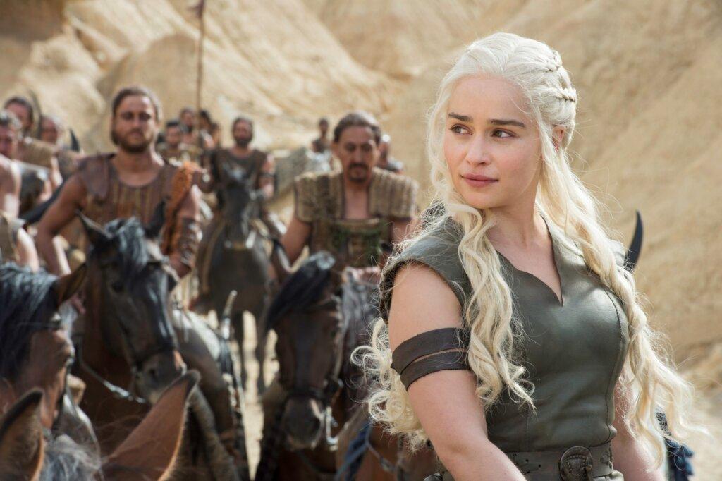 Сериал «Игра престолов» смог завоевать рекордное количество премий «Эмми» за спецэффекты