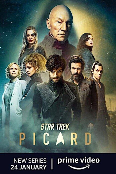 Звездный путь: Капитан Пикар