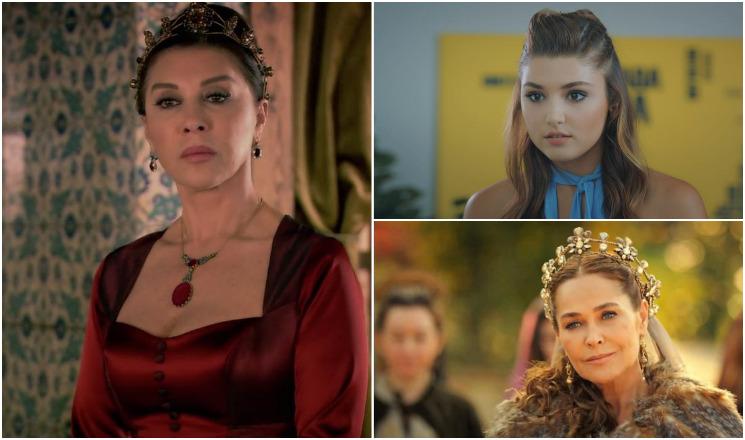 Турецкие актрисы, начинавшие с конкурсов красоты