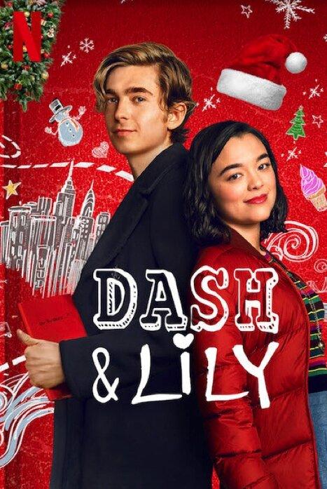 Дэш и Лили 2 сезон