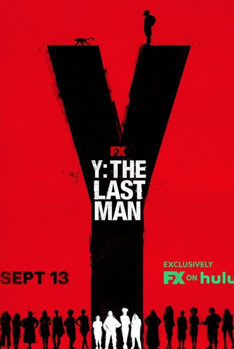 Y: Последний мужчина 1 сезон