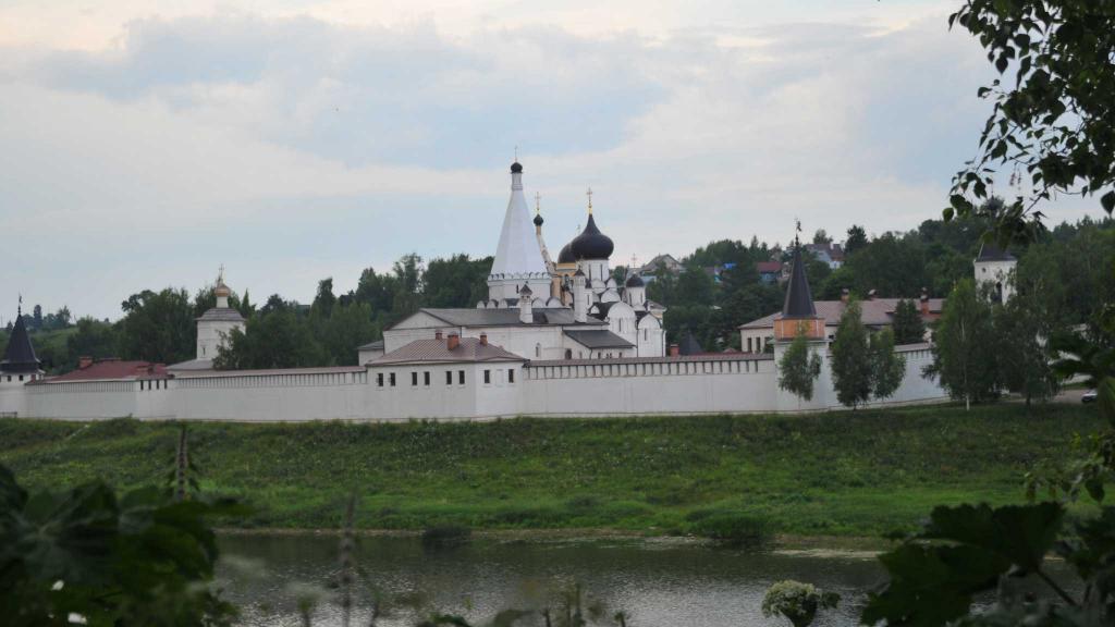 успенский монастырь в старице