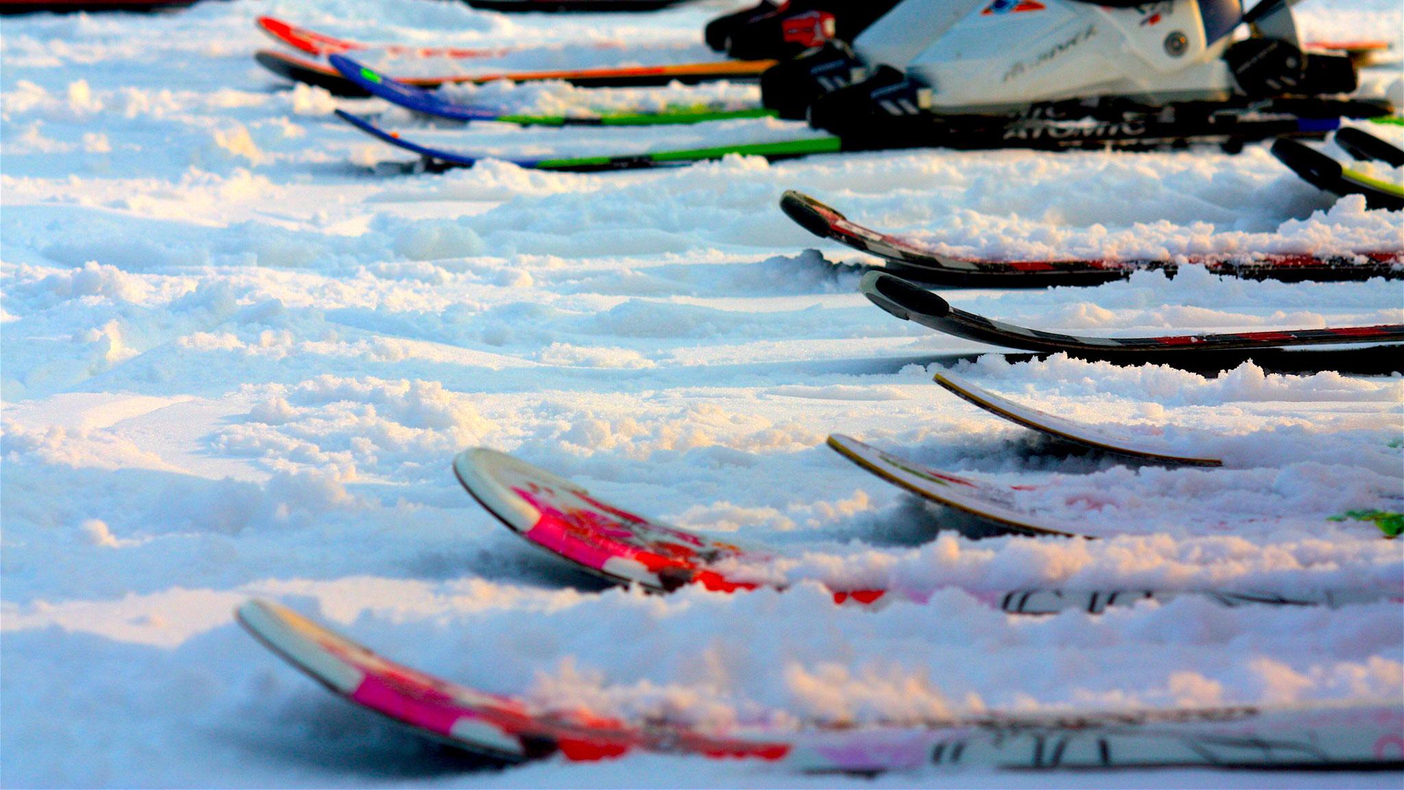 Предупредите авиакомпанию о том, что планируете перевозить лыжи — так ваш багаж гарантированно улетит вместе с вами.Фото: pixabay.com