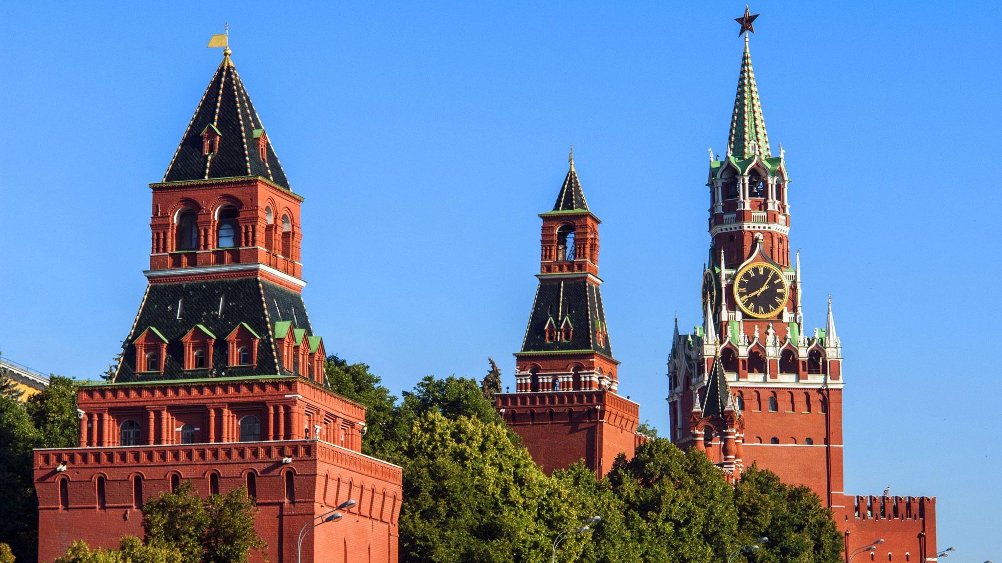 Обои московский кремль, russia, россия, moscow. Города foto 18
