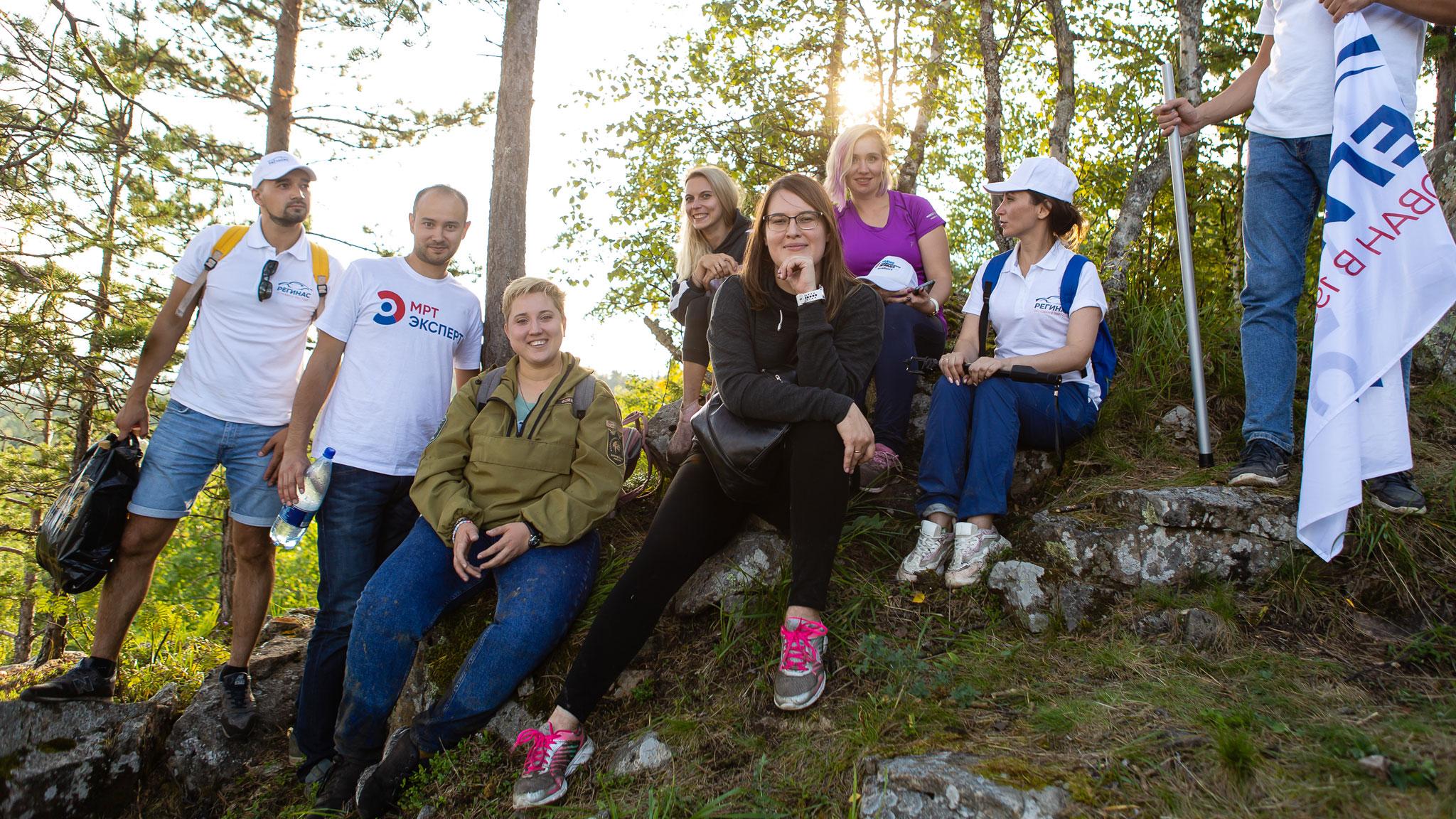 члены экспедиции кп