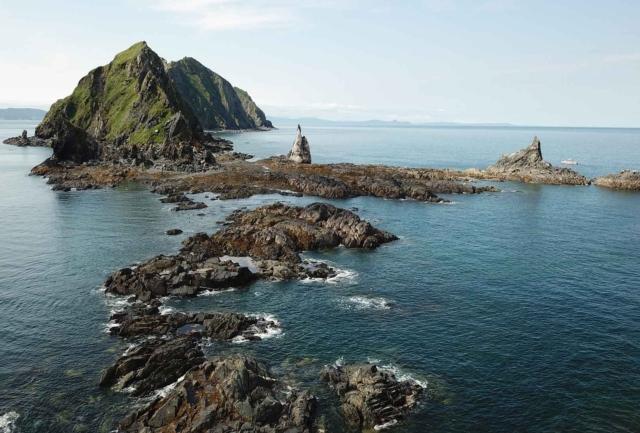 7 сокровищ Шантарских островов