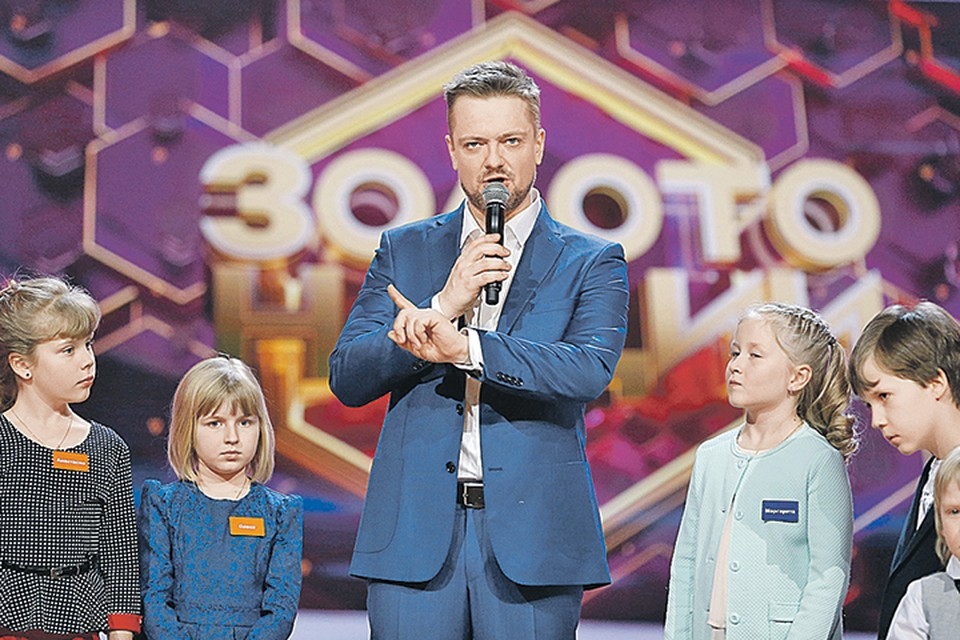 Александр Пушной: новое шоу на канале Россия 1. Фото: Алексей ЛАДЫГИН
