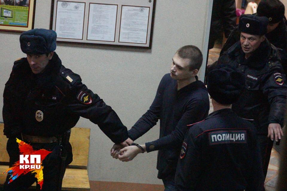 околовскому грозит 5 лет тюрьмы
