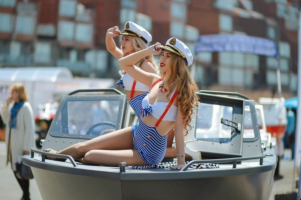 Фото:организаторы Vladivostok Boat Show