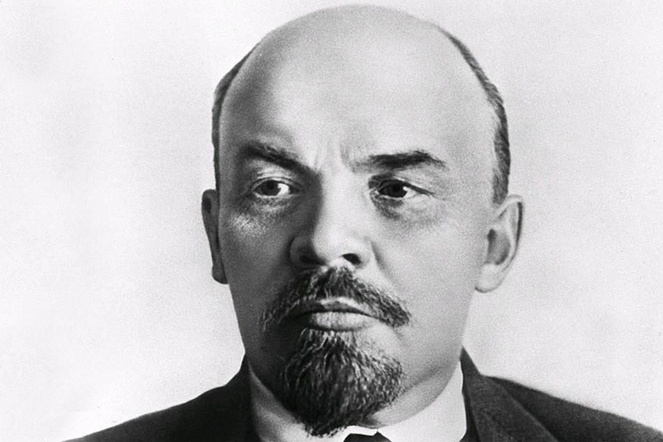 Владимир Ульянов-Ленин в 1918 году. ФОТО ТАСС