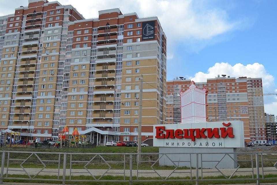 Новый парк отдыха появится в Елецком районе