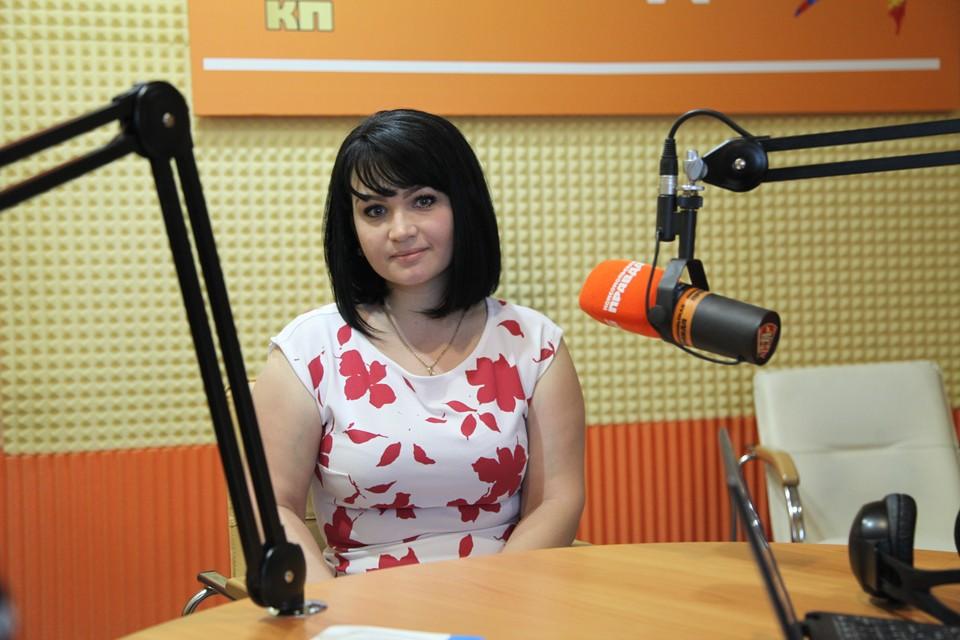 Победительница конкурса лайков по хештегу #Велокп, участница веломарша Вероника Гайчук
