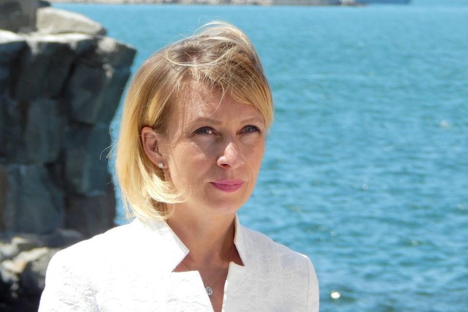 Мария Захарова с семьей отдыхала в Крыму в майские праздники
