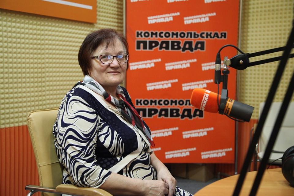 Многодетная мать Татьяна Жуганова