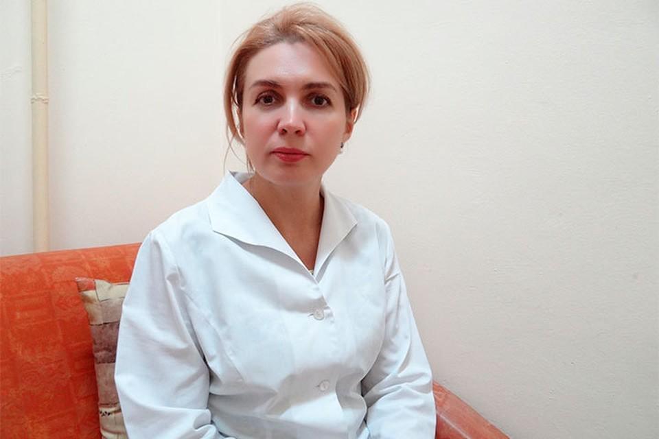 Жуковская Инна Геннадьевна, врач высшей категории, акушер-гинеколог, врач ультразвуковой диагностики, доктор медицинских наук