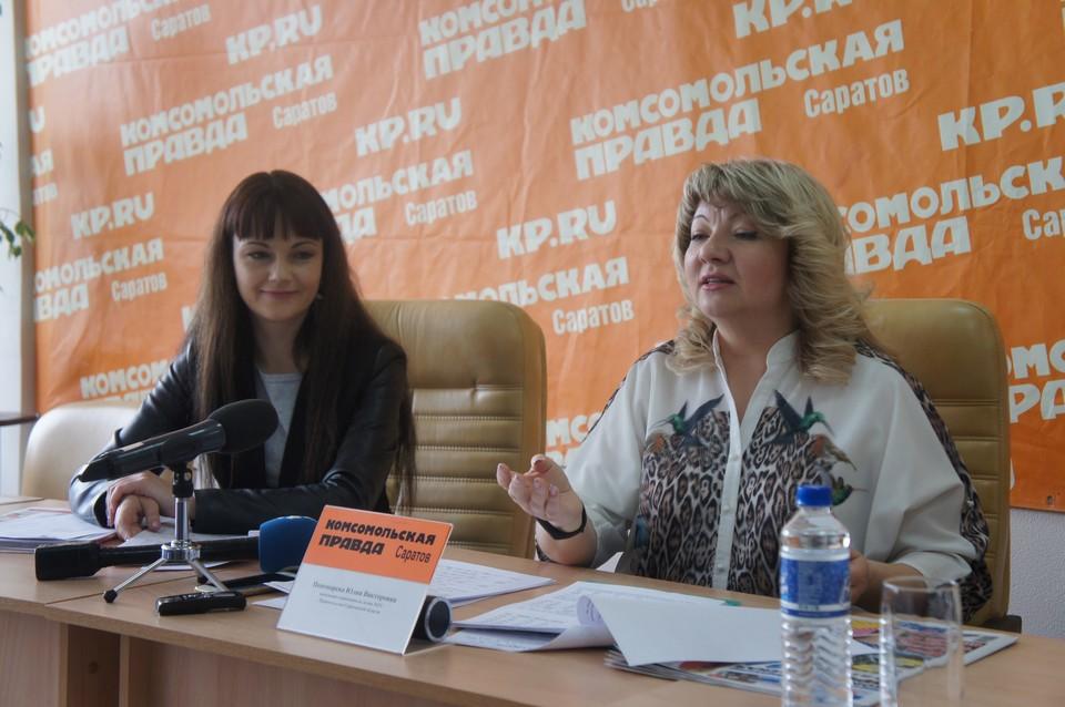 О редких именах и необычных акциях в Саратове рассказала Юлия Пономарева, начальник регионального управления по делам ЗАГС