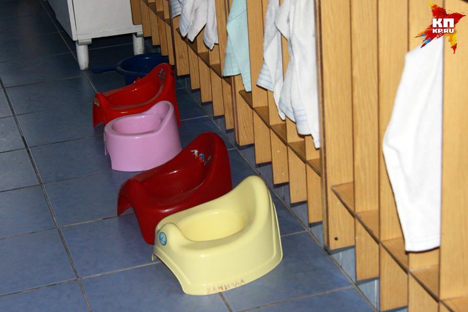 Трехлетние дети нашли средство от грызунов в детском саду Барнаула