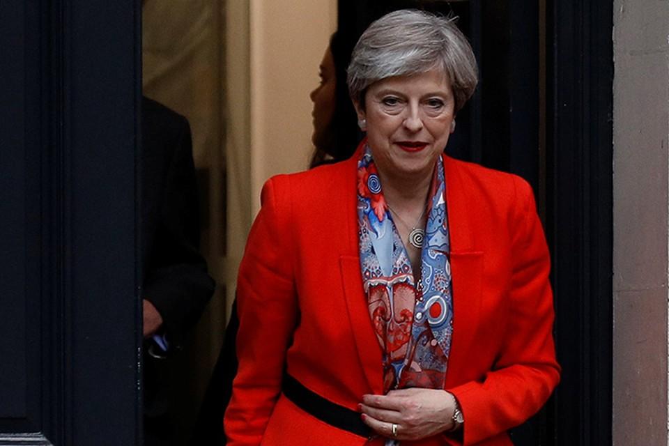 Премьер-министр Тереза Мэй явно просчиталась в своих расчетах