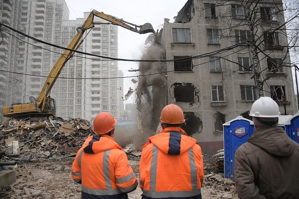 Новые поправки развеяли мифы о реновации.