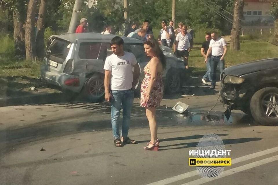 ДТП Новосибирск дорожнотранспортные происшествия