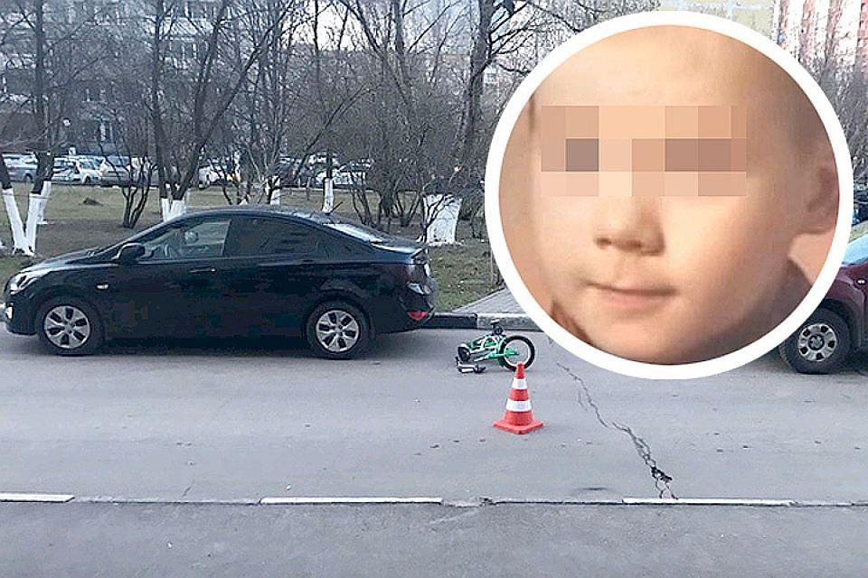 Женщина сбила пьяного ребенка