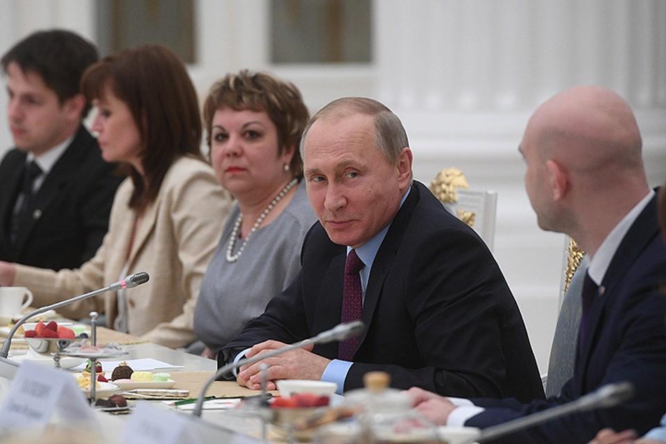 """Владимир Путин решил рассказать подробно, как он """"выучился на чекиста"""""""