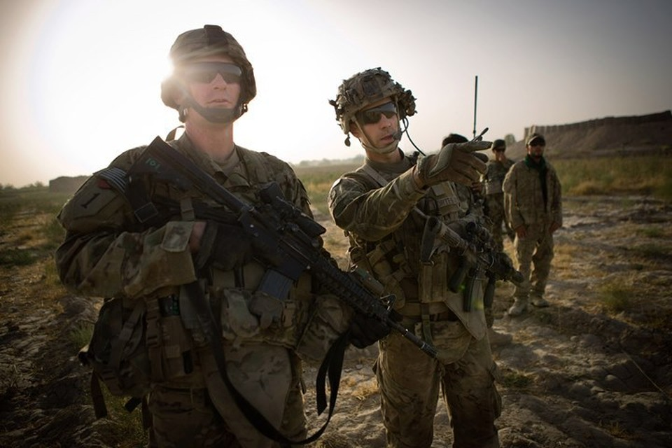 Британские военные могли совершать преступления против гражданских афганцев