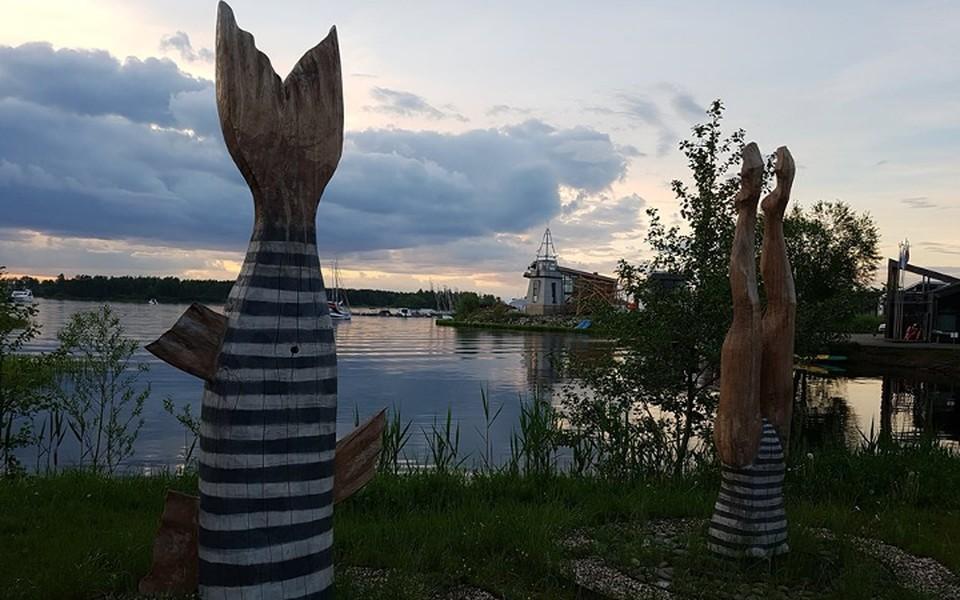 Курорт в 120 км от Москвы. Пусть не на море - на Волге тоже хорошо!