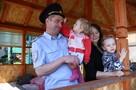 Многодетные супруги из Челябинской области жили рядом, а познакомились на курорте