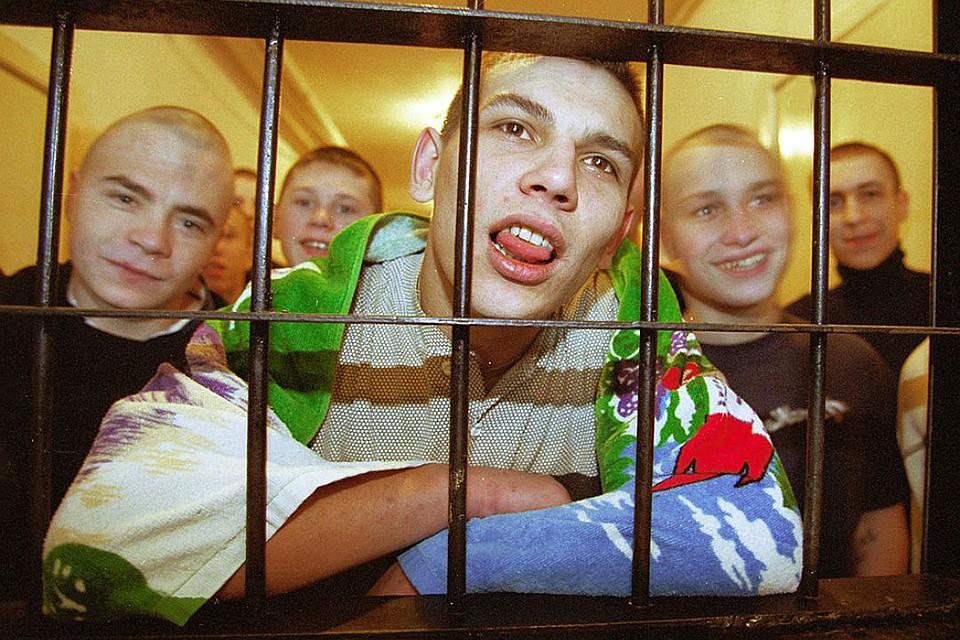 Фото тюрьма хуй делать — photo 14