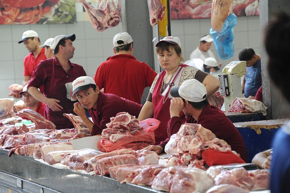 Продавец свежего мяса москва