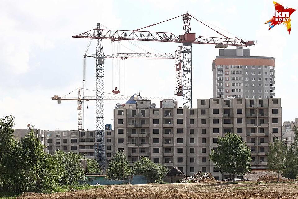 кредит на строительство в беларуси
