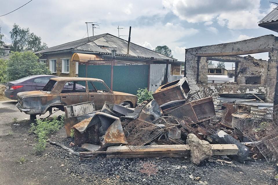 68 домов в Канске сгорели, несколько улиц перестали существовать, люди спасались как могли, бросая все...