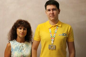 Выпускник витебской гимназии завоевал серебряную медаль на олимпиаде по информатике в Иране