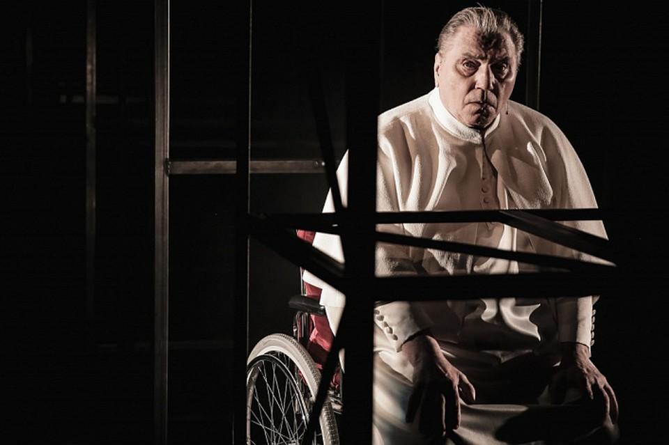 Виктор Смирнов боролся с тяжелой болезнью (фото: Александринский театр)