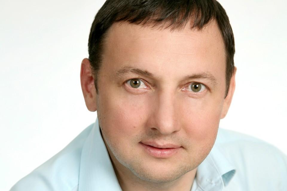 Начальник управления по обогащению угля УК «Колмар» Вадим Михайлов.