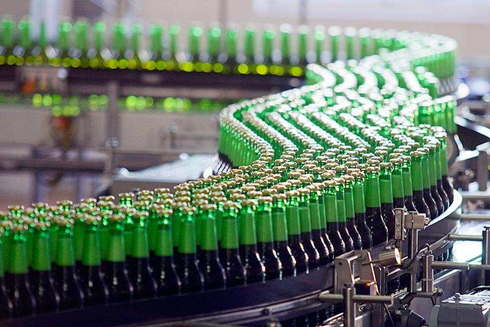 Затраты производителей на покупку автоматов, клеящих марки, на программное обеспечение приведут к росту стоимости пива