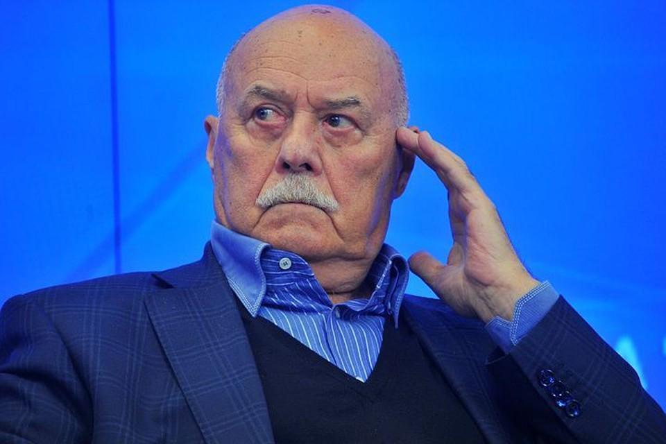 Говорухин не понял мотивов Михалкова, покинувшего совет попечителей Фонда кино