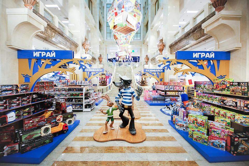 bfe61021ca2d В магазине ребят всегда ждут любимые герои сказок и мультфильмов.