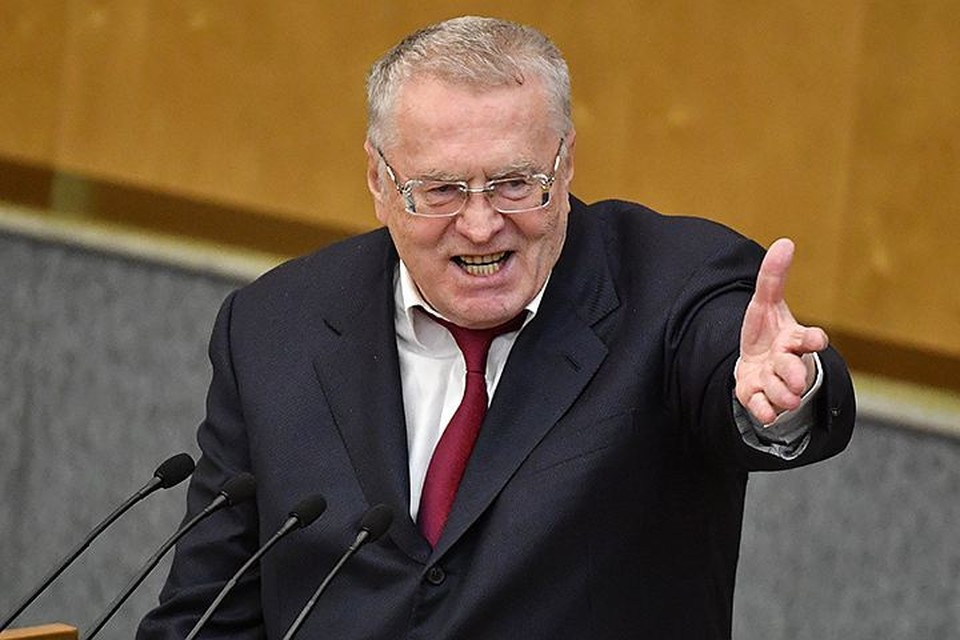Обращение от лидера ЛДПР уже отправлено главе Следственного Комитета