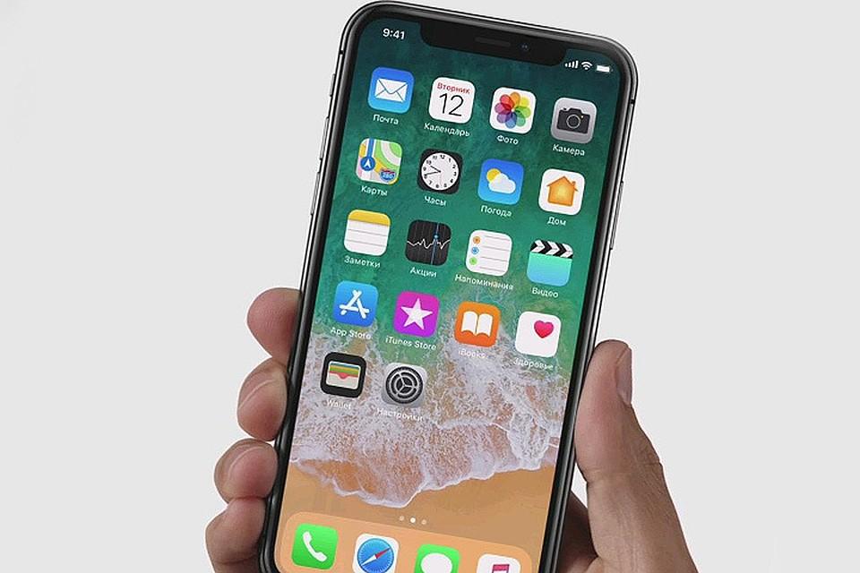 Айфон 6 попадает под санкции