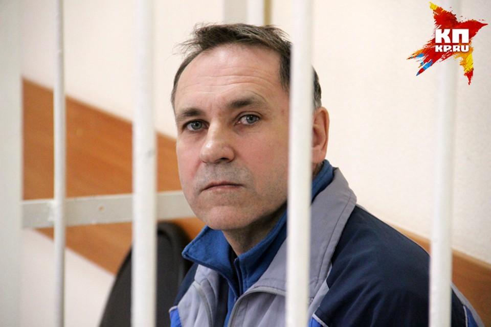Евгений Чуплинский находится под стражей уже почти полтора года.