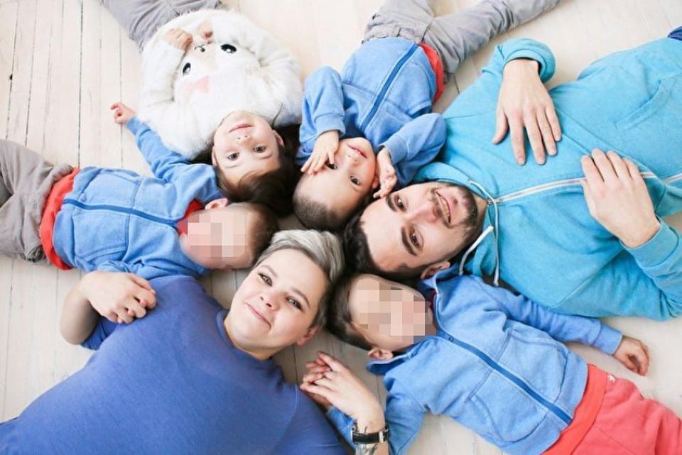 У семьи забрали двух приемных детей Фото: Юлия Савиновских